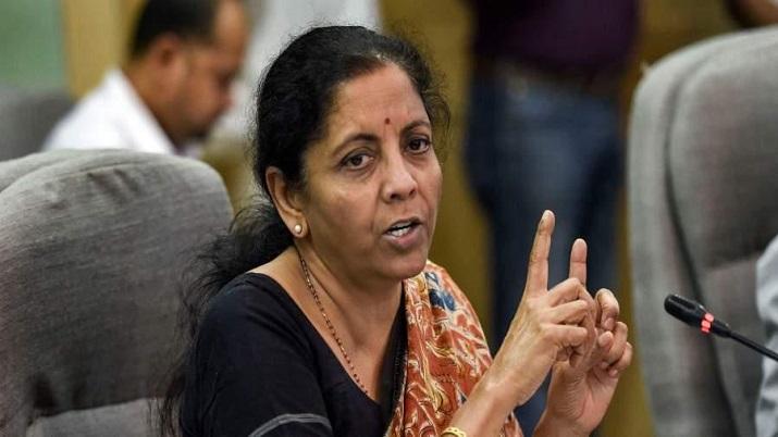 Finance Minister, Nirmala Sitharaman, meeting, public sector banks - India TV Paisa