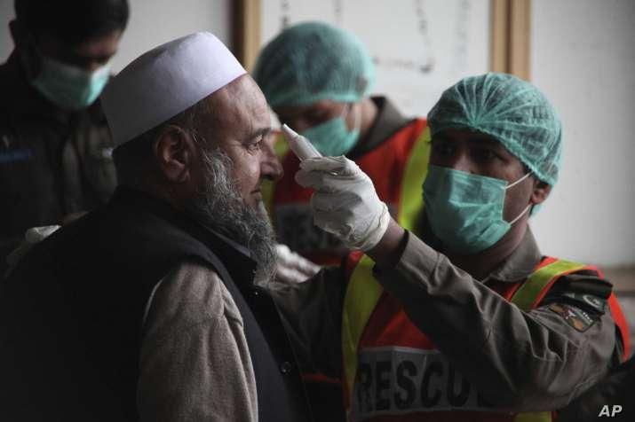 pakistan coronavirus cases tally crosses 50000- India TV Hindi