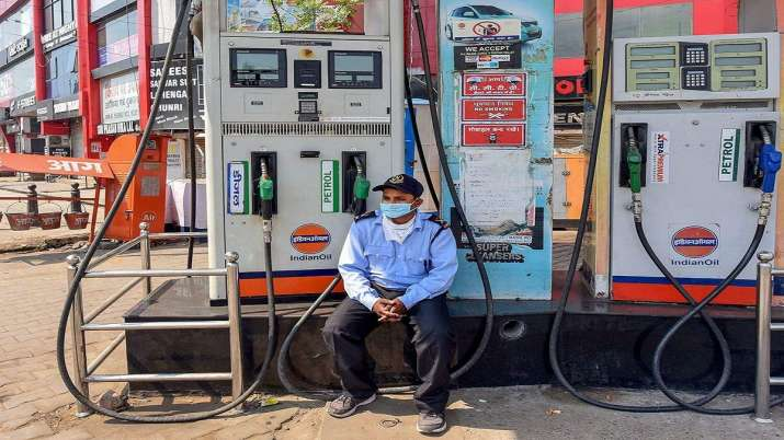 Petrol price hiked by Rs 1.67 per litre, diesel by Rs 7.10 a litre in Delhi - India TV Paisa