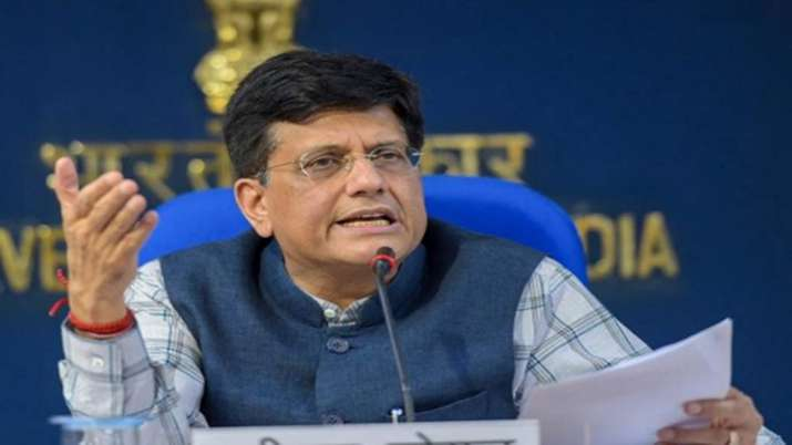 Railway Minister Piyush Goyal- India TV Paisa