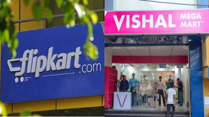 Flipkart partners with vishal mega mart- India TV Paisa