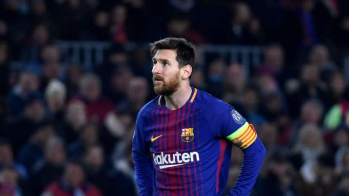 Lionel Messi wanted to leave Barcelona after this controversy, now revealed- India TV Hindi