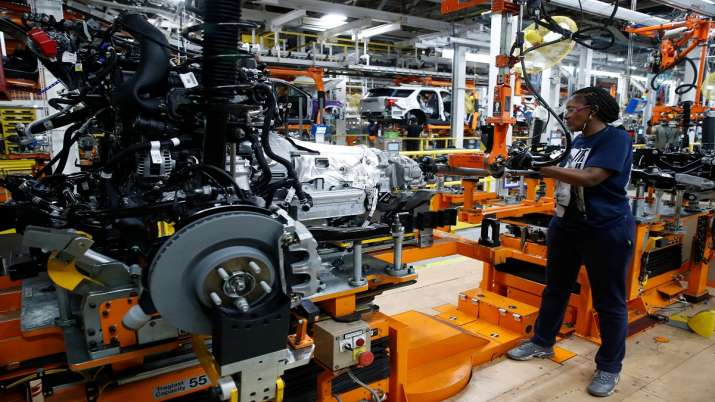 India's manufacturing sector activity hits record low in April amid lockdown- India TV Paisa