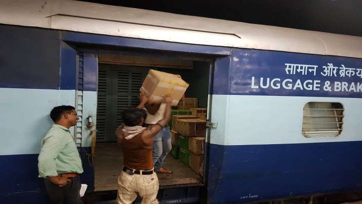 Lockdown: Railways runs 2067 parcel trains so far, generates nearly Rs 20 cr revenue- India TV Paisa