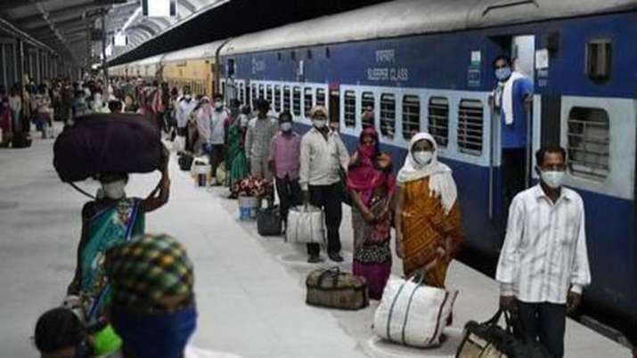 2570 Shramik special trains operated since 1 May, over 32 lakh migrants ferried home- India TV Paisa