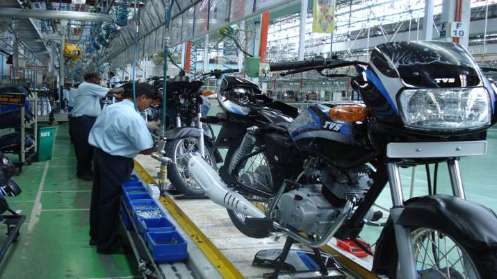 TVS Motor to cut staff salaries for six months- India TV Paisa