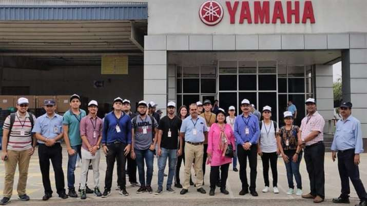 Yamaha employees donate a day's salary to support fight against COVID-19- India TV Paisa