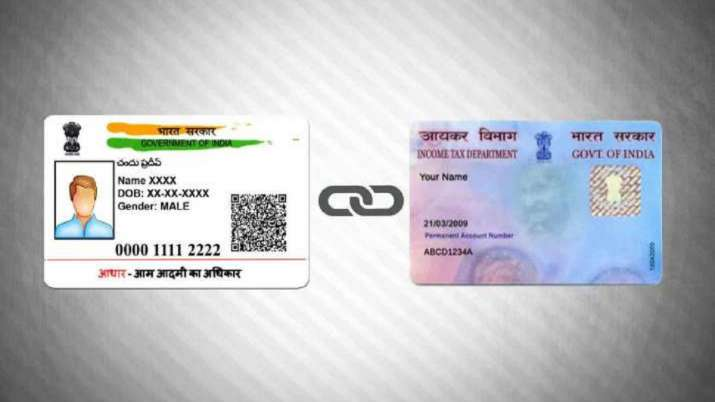 Aadhaar, PAN card, link, Deadline - India TV Paisa