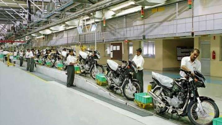 Bajaj auto sales down by 69 percent in may 2020- India TV Paisa