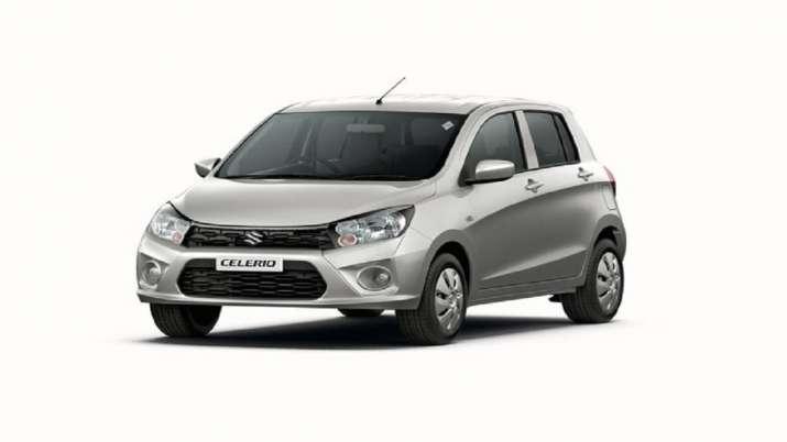 Maruti drives in Celerio S-CNG version at Rs 5.36 lakh - India TV Paisa