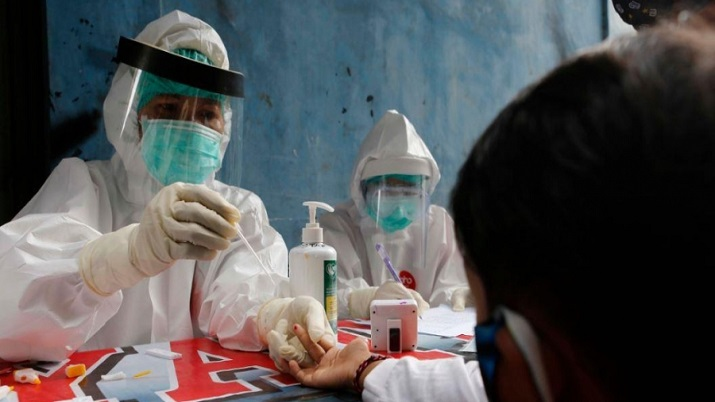 Photo of Coronavirus Testing: भारत में स्पेन, इटली और जर्मनी से भी ज्यादा टेस्टिंग, 24 घंटे में 1.37 लाख से ज्यादा टेस्ट