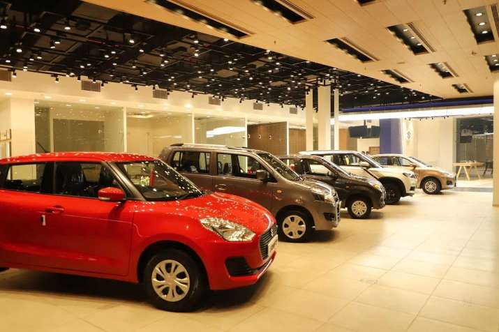 Passenger vehicle sales decline 87 per cent in May as lockdown- India TV Paisa