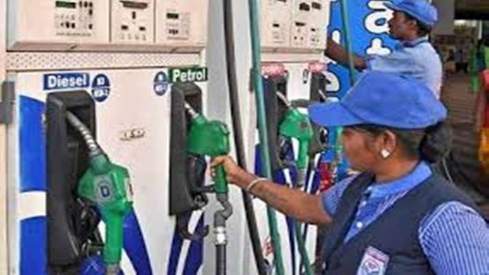 No change in the price of petrol and diesel today- India TV Paisa