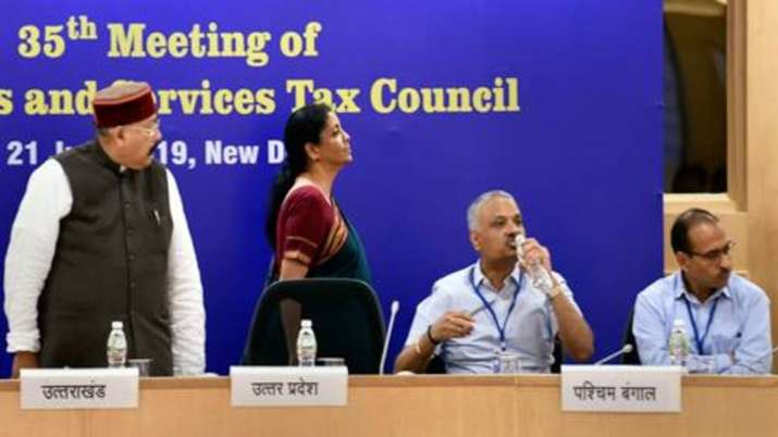 GST Council to discuss waiver of late fee for non-filing of GST returns- India TV Paisa