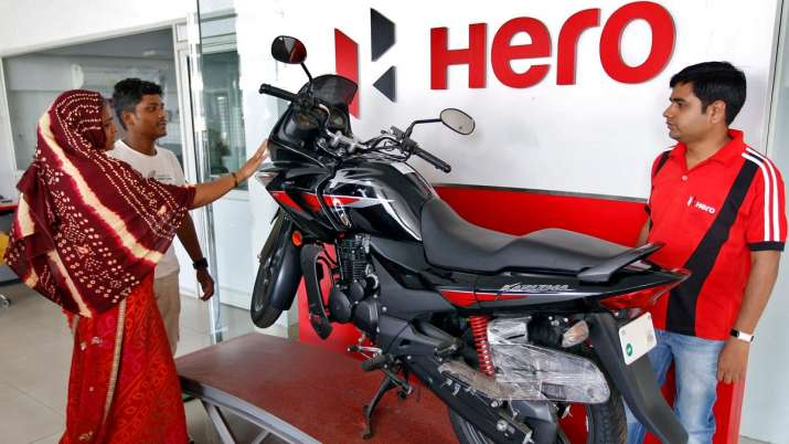 Hero MotoCorp net profit dips in Q4- India TV Paisa