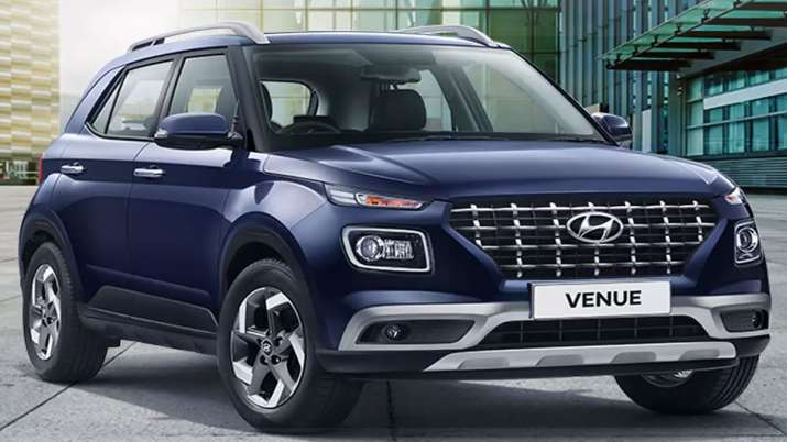 Hyundai Venue crosses one lakh sales-mark- India TV Paisa