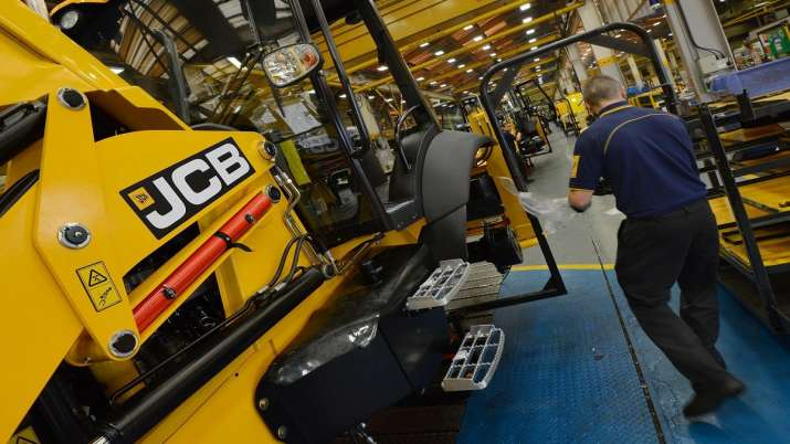 JCB India lays off 400 employees amid coronavirus pandemic- India TV Paisa