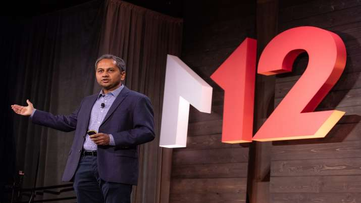 Microsoft's venture fund sets up office in India- India TV Paisa