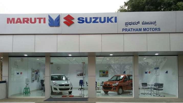 Maruti Suzuki partners with Mahindra Finance to bring easy car finance schemes- India TV Paisa