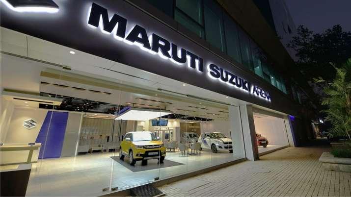 Maruti Suzuki Rewards: A unique comprehensive loyalty rewards program for Customers- India TV Paisa