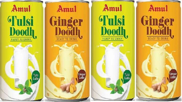 After Haldi Milk, Amul launches Tulsi and Ginger milk to boost immunity- India TV Paisa