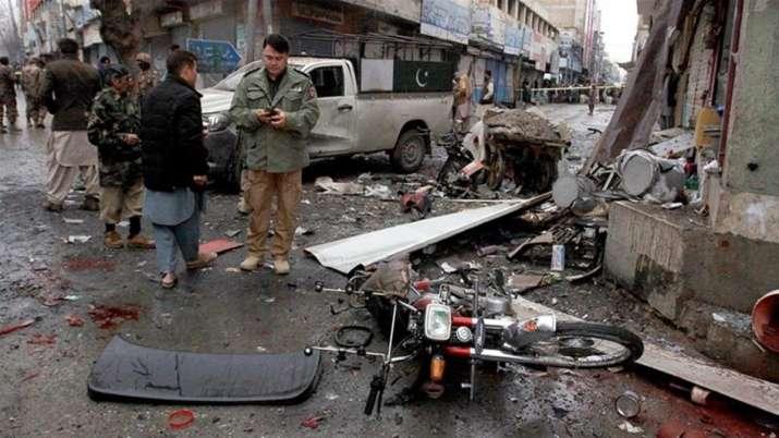 Photo of Afghanistan Bomb blast: अफगानिस्तान में बम धमाके में 23 लोगों की मौत