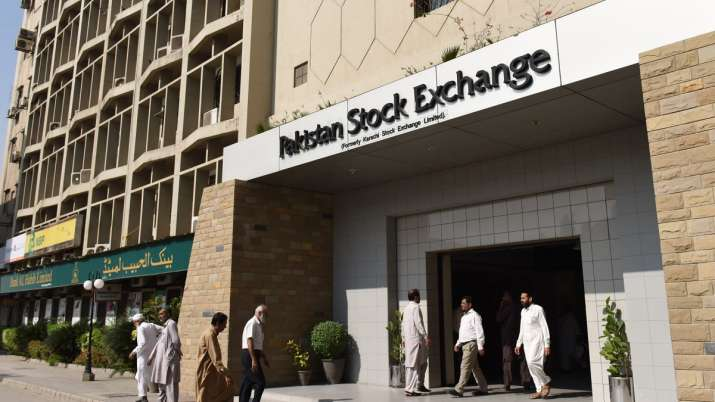 pakistan stock exchange karachi stock exchange- India TV Paisa
