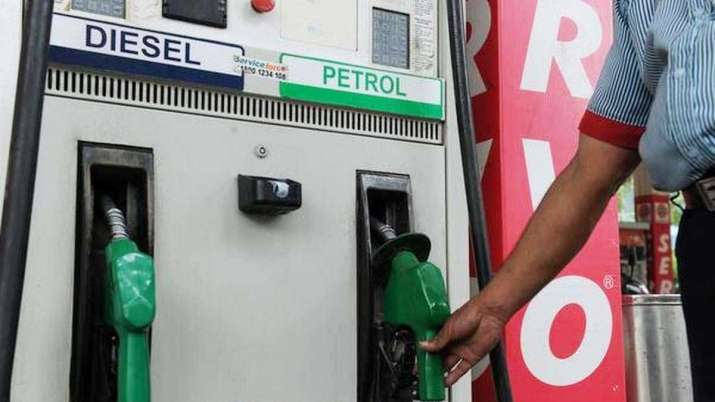 Petrol price hiked by 54 paise, diesel by 58 paise; 3rd straight day- India TV Paisa