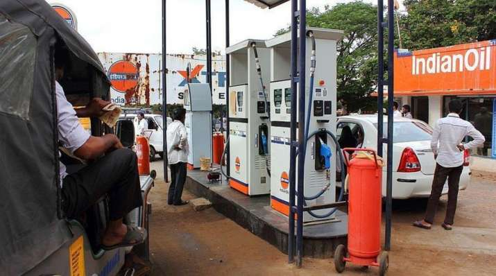 Petrol, Diesel Price Revision Restarts, Rates Up By Rs 1.20 per litre In 2 Days- India TV Paisa