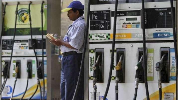 Fuel Price- India TV Paisa