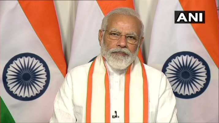 Re-strengthening economy against Corona is one of our highest priorities, says PM Modi- India TV Paisa