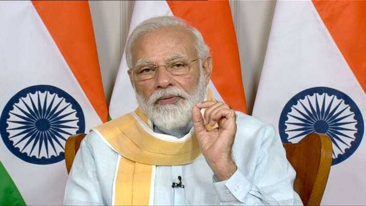 Live: PM Modi's inaugural address on 95th Annual Day of Indian Chamber of Commerce- India TV Paisa