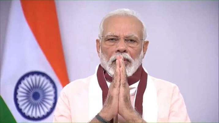 pm narendra modi to launch garib kalyan rojgar abhiyaan on june 20- India TV Paisa