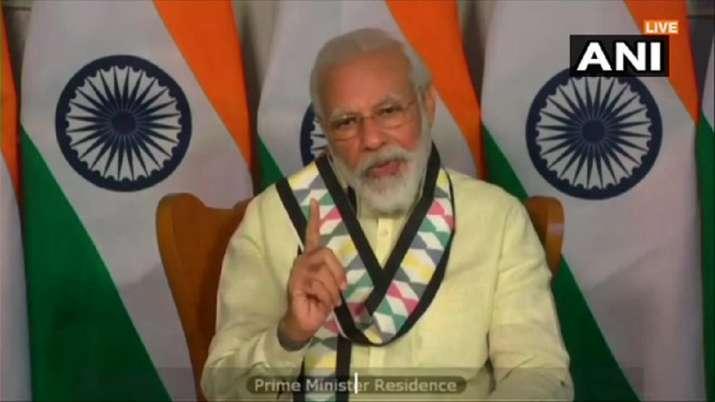 ICC 95th annual plenary session, Narendra Modi, PM Modi, Indian chamber of commerce- India TV Paisa