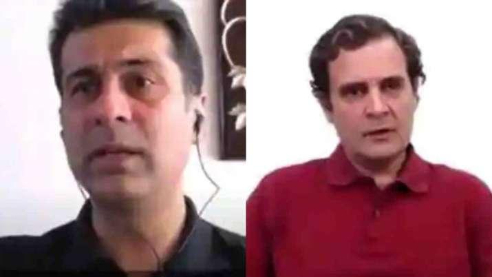 Lockdown draconian, economy decimated,says Rajiv Bajaj to Rahul Gandhi- India TV Paisa