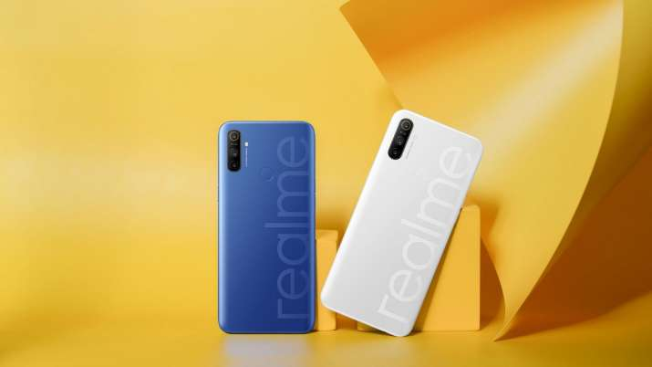 Realme Narzo 10A 4GB + 64GB Model Launched in India, Price, Specifications- India TV Paisa