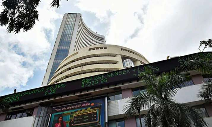 Sensex jumps 204.90 points to 35,116.22 in opening session- India TV Paisa