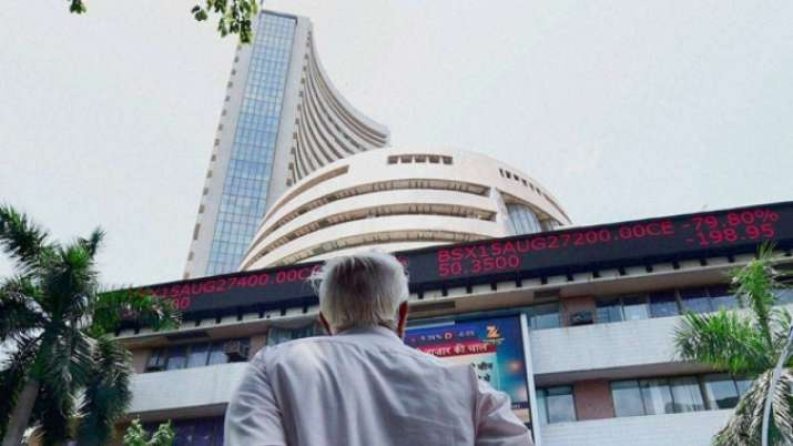 Sensex jumps over 600 points on positive global markets- India TV Paisa