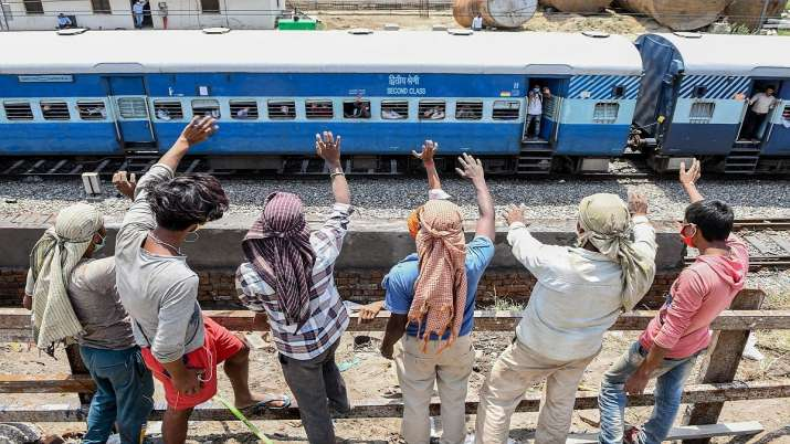 Average ticket fare on Shramik trains Rs 600, Railway generated a revenue of Rs 360 crore- India TV Paisa