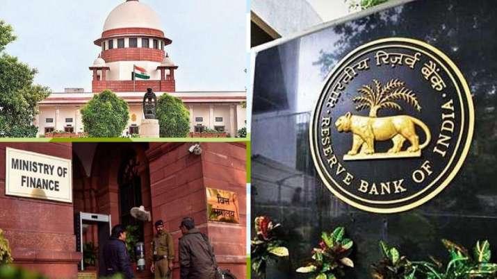 supreme court, finance ministry, moratorium period- India TV Paisa