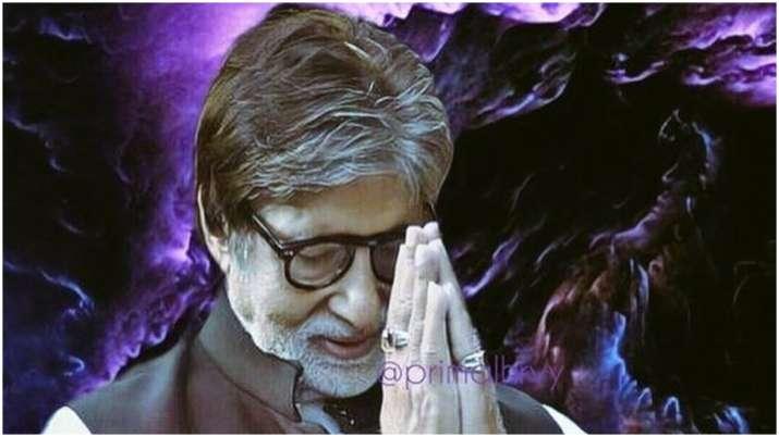 Photo of कोरोना वायरस: अमिताभ बच्चन ने प्रार्थनाओं के लिए फैन्स के प्रति आभार किया व्यक्त, शेयर किया पोस्ट