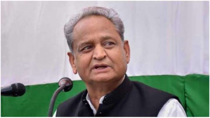 Ashok Gehlot urges central govt to increase the limit of MSP procurement of pulses and oilseeds from- India TV Paisa