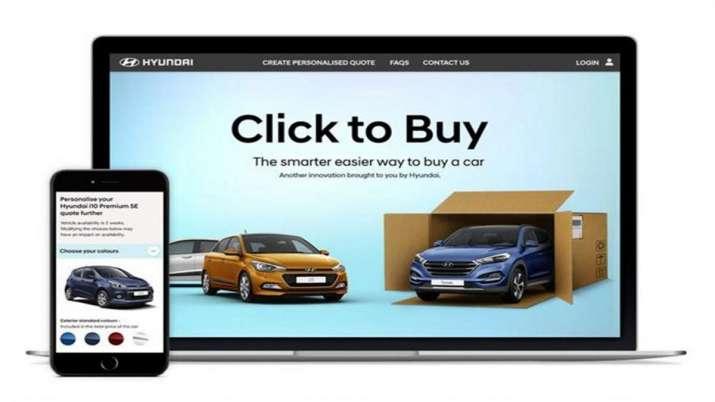 Hyundai records over 15 lakh visitors on its online car sales platform- India TV Paisa