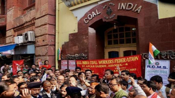 Coal India trade unions begin 3-day strike; around 4 MT of coal output likely to be hit- India TV Paisa
