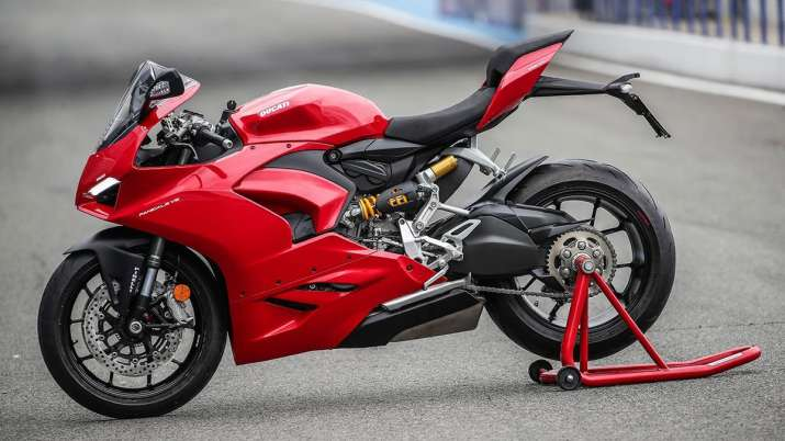 Ducati Panigale V2 bookings open in India- India TV Paisa