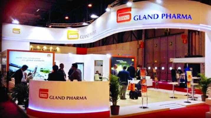 Gland Pharma files papers for IPO- India TV Paisa