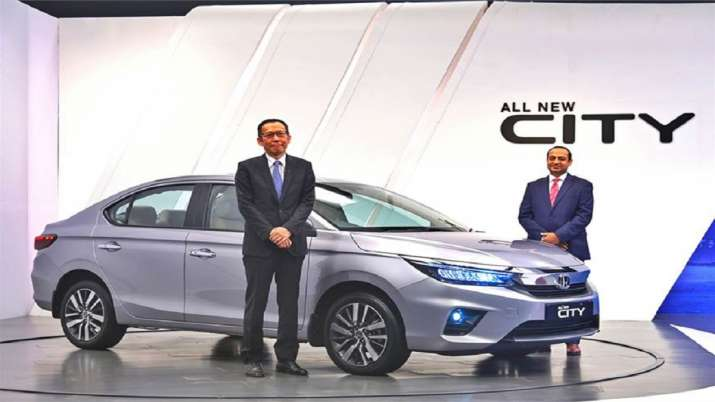 Honda drives in all new mid-sized sedan City in India between Rs 10.9L-Rs 14.65L- India TV Paisa