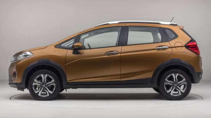Honda drives in updated version of WR-V priced at Rs 8.5 lakh- India TV Paisa