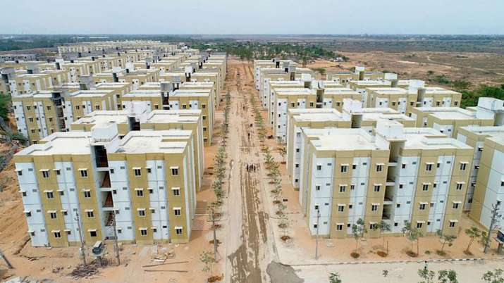 Housing sales shrink 79pc in top 8 cities, record 86pc drop in Hyderabad- India TV Paisa