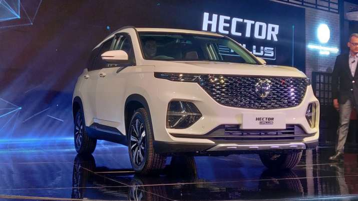 MG Hector Plus launched, starts at Rs 13.49 lakh- India TV Paisa